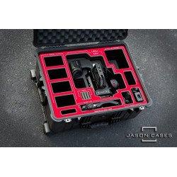 Caisse Blackmagic pour ursa mini pro + accessoires