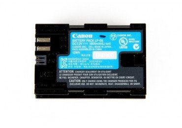 Batterie canon LP-E6