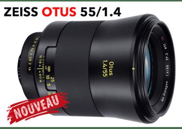 ZEISS Otus 1.4/55 - Monture Canon EF