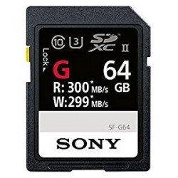 SDXC Sony 64 GB Professional 2000x UHS-II