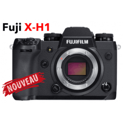 FUJIFILM X-H1 Compact Hybride Hybride Fujifilm