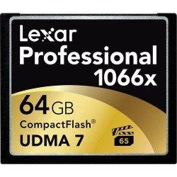 Lexar 64GB Professional 1066x Compact Flash