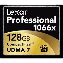 Lexar 128GB Professional 1066x Compact Flash