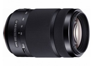 SONY DT 55-300 mm F4.5-5.6 SAM monture SONY A