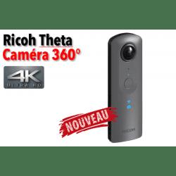 Ricoh Theta V - Caméra 360° 4K Caméra 360°