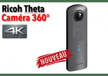 Ricoh Theta V - Caméra 360° 4K