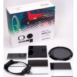 LEE FILTERS Kit porte filtre + 5 filtres ND & Polarisant FILTRE PHOTO & VIDEO