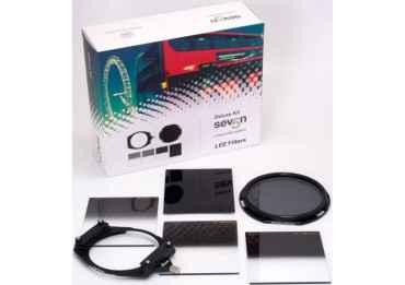 LEE FILTERS Kit porte filtre + 5 filtres ND & Polarisant FILTRE PHOTO
