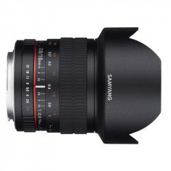 Samyang 10 mm f/2.8 ED AS NCS CS - Monture Micro 4/3 Grand Angle