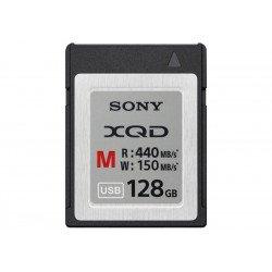 Sony XQD 128GB série M - Ecriture 150 MB/s Carte XQD