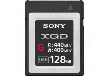 Sony XQD 128GB série G - Ecriture 400 MB/s