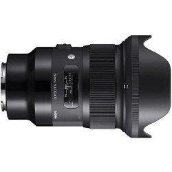 Sigma 24mm f/1,4 DG HSM - Art - Monture Sony FE Grand Angle