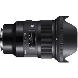 Sigma 24 mm f/1,4 DG HSM Art - Monture Sony (E) Grand Angle