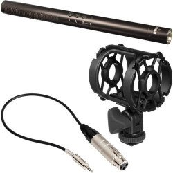 Microphone Canon Rode NTG4+