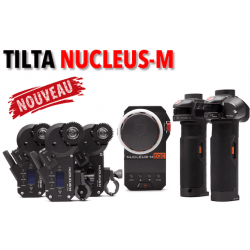 TILTA NUCLEUS-M Follow Focus HF sans fil Follow focus & Mattebox