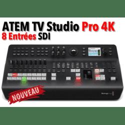 BLACKMAGIC DESIGN ATEM Television Studio Pro 4K Mélangeur et Régie Vidéo