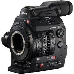 Canon C300 EF + 2 batteries et 1 Chargeur