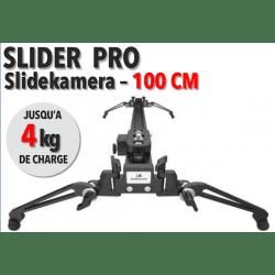 Slider Slide Kamera 100 CM PRO Slider & Grue