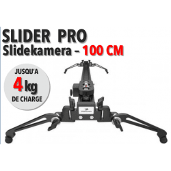 Slider Slide Kamera 100 CM PRO Slider