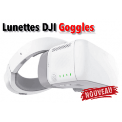 DJI Goggles Lunettes FPV d'immersion Casque virtuel