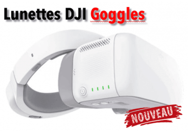 DJI Goggles Lunettes FPV d'immersion