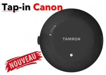Console TAMRON TAP-IN pour Objectif Canon Tamron - Canon