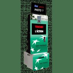 Personnalisation MaxiBox à vos couleurs (fichier à fournir) Accessoire Photo Box