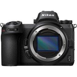 NIKON Z6 avec la Bague FTZ + 2x Batteries + 1x carte XQD 64Go Hybride Nikon