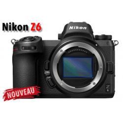 Nikon Z6 Compact Hybride Plein Format Hybride Nikon