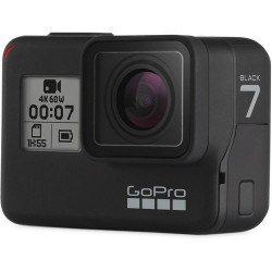 GoPro Hero 7 Black Edition 4K - Caméra d'action Accueil
