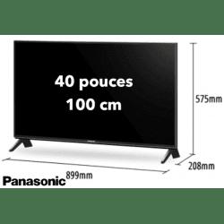 TV Panasonic TX40FXW654 - 43 pouces / 100 cm - 4K Télévision