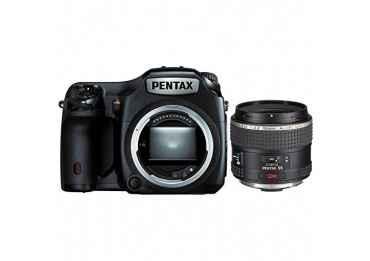 PENTAX 645Z + DFA 645 55 mm f/2.8 réflex numérique