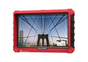 Moniteur Lilliput HDMI 4K pour DSLR et Caméra Ecran vidéo / Prompteur