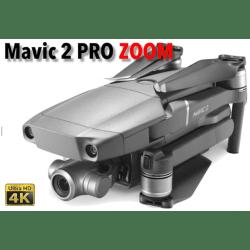 Drone Mavic 2 Pro ZOOM + 1 batterie + Chargeur Les Drones