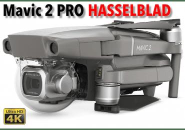 Mavic 2 Pro HASSELBLAD + 1 batterie + Chargeur Les Drones