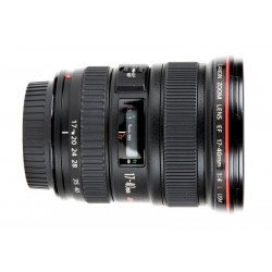 Canon 17-40 mm f/4 L USM - Objectif Photo Grand Angle