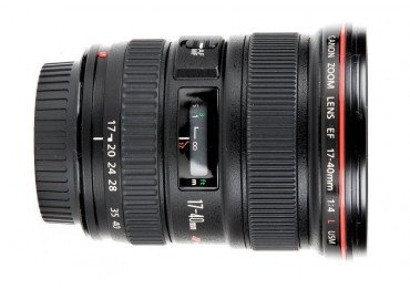 Canon 17-40mm 4 L USM - Phoxloc