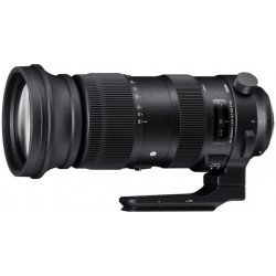 SIGMA 60-600 mm f/4.5-6.3 DG OS HSM Sports - Monture Canon Téléobjectif