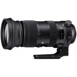 SIGMA 60-600mm f/4.5-6.3 DG OS HSM Sports - Monture Canon Téléobjectif