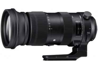 SIGMA 60-600mm f/4.5-6.3 DG OS HSM Sports monture CANON objectif photo