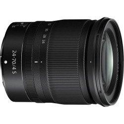 Nikon Z 24-70 mm F/4 S - NIKKOR Z - Monture S Standard