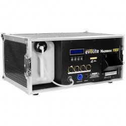 Machine à Brouillard Evolite - HazeBox 1500 Accueil