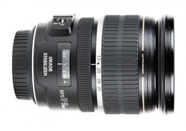 Canon EF-S 17-55 mm f/2,8 IS USM - Objectif Photo Grand Angle
