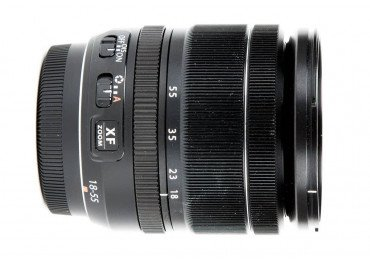 Fuji 18-55 mm f/2.8-4 R LM OIS