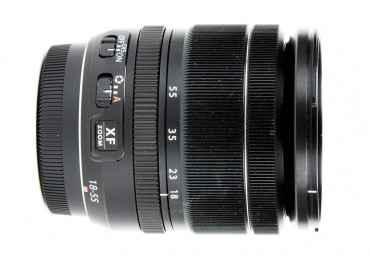 Fuji 18-55 mm f/2.8-4 R LM OIS Standard