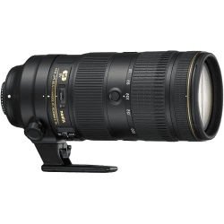 NIKON 70-200 mm AF-S F/2.8GE FL ED VR Téléobjectif