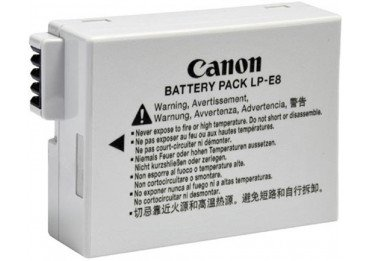 Batterie canon LP-E8 - Pix Location