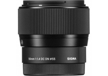 SIGMA 56 mm f/1.4 DC DN Contemporary - Monture Sony Fixe