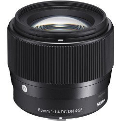 SIGMA 56 mm f/1.4 DC DN Contemporary monture Sony Focale Fixe