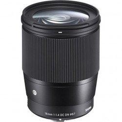 Sigma 16mm f/1.4 DC DN Contemporary - Monture Sony E Focale Fixe